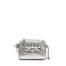 Shoulder bag Silver/silver