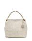 Shopping bag Ivory/ice