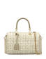 Boston bag Ivory/ice