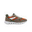 Sneakers Beige/orange/military green/white