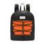 Backpack Black/orange