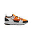 Sneakers Orange/black/white
