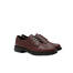 Derby shoes Burgundy