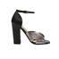Sandals Black/gun