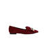 Ballerinas Burgundy