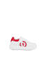 Sneakers Bianco/rosso