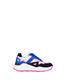 Sneakers Bianco/oceano/klein/fuxia