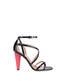Sandals Ocean/flamingo