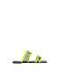 Sandals Stone/yellow
