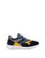 Sneakers Oceano/flag/sky/sun/silver