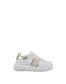 Sneakers Ivory/platinum/white