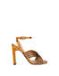 Sandals Orange-rust-sky