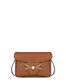 Shoulder bag Leather brown