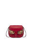 Shoulder bag Red/red