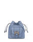 Bucket bag Sky blue