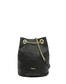 Bucket bag Black/black