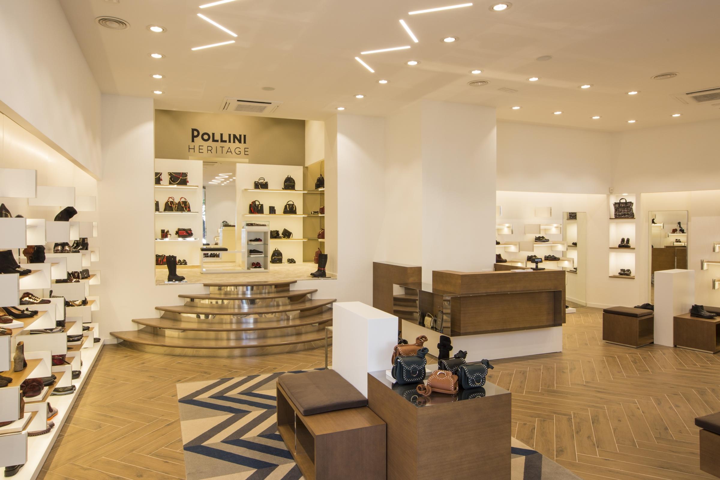 d5df0fe292 Pollini comunica l'apertura di due nuove boutique a Roma, in via del  Babuino e in via Cola di Rienzo, luoghi dal fascino intramontabile nel  cuore della ...